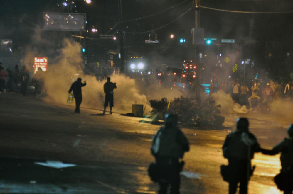 Understanding Ferguson: Fort Apache, Missouri