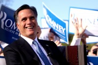 Who Benefits From Mitt Romney's Absence In 2016?