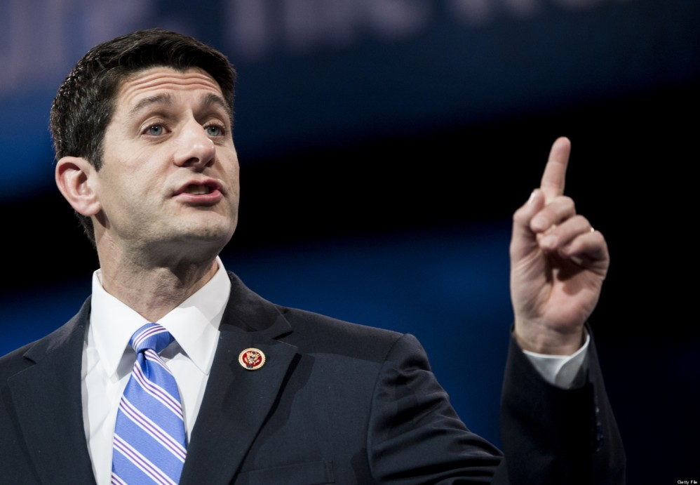 Republicans Should Reject Paul Ryan's Budget-Busting Abomination