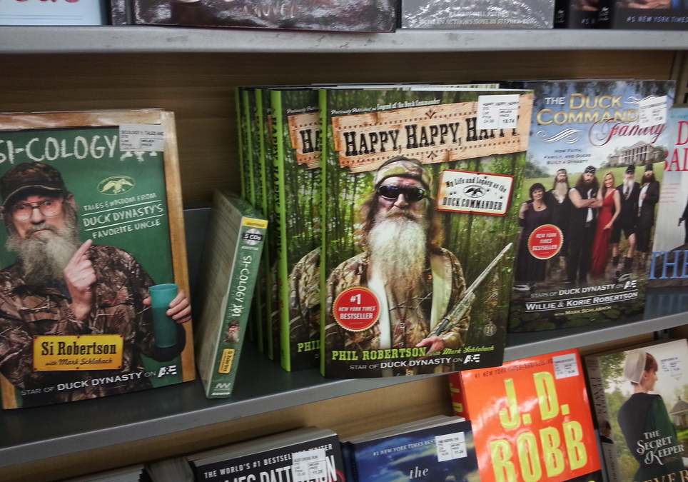 Duck Dynasty's Phil Robertson Knew Exactly What He Was Doing