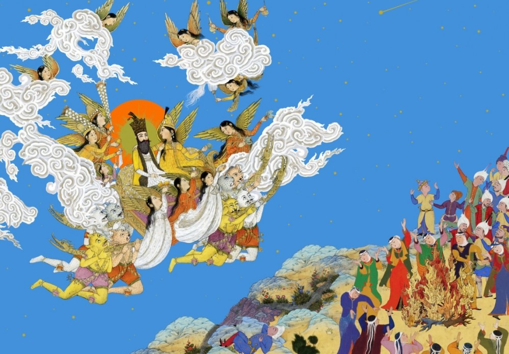 Understanding Iran: Reading The Shahnameh in New York