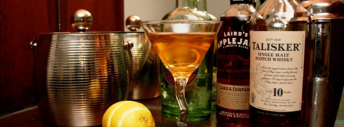 Weekend Cocktail: The Barton Special