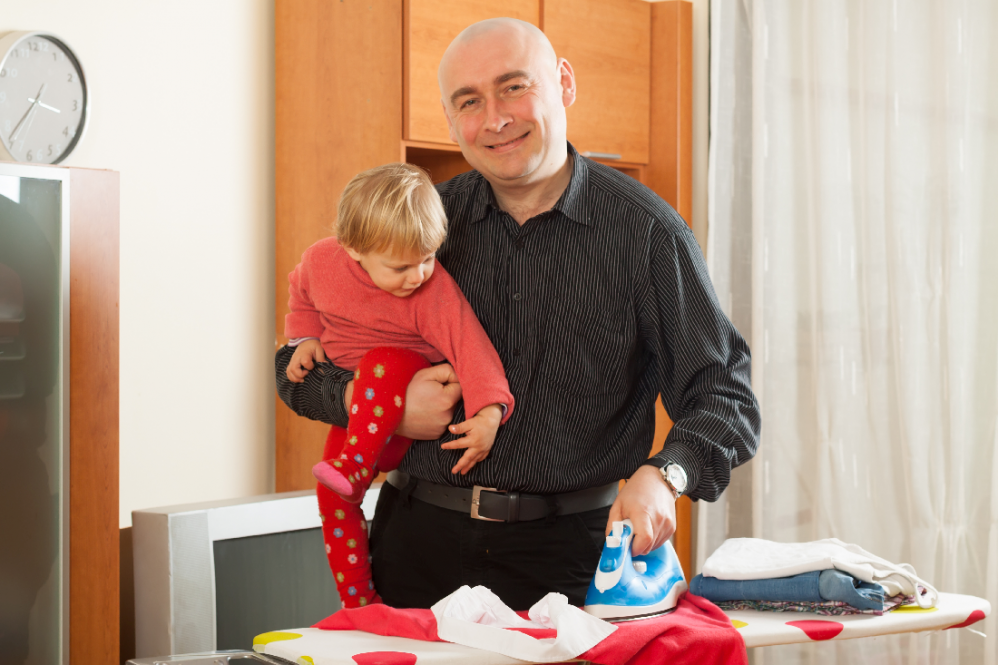 Sorry, Moms, But That Study About Dad Doing More Chores Is Garbage