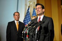 Why We Fired Eric Cantor