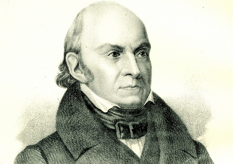 What John Quincy Adams Said About Immigration Will Blow Your Mind