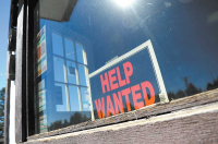 With Labor Force Dropouts Included, Unemployment Is Still Above 10%