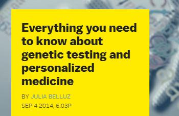 Everything Genetic Testing