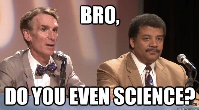 Super Scientist Neil deGrasse Tyson Doesn't Understand Statistics