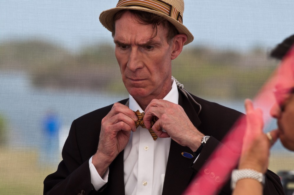 Meet Bill Nye, The Anti-Science Guy