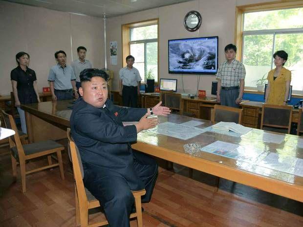 Kim Jong Un Weather