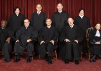 Progressives To SCOTUS: Do The Right Thing And Ignore The Constitution