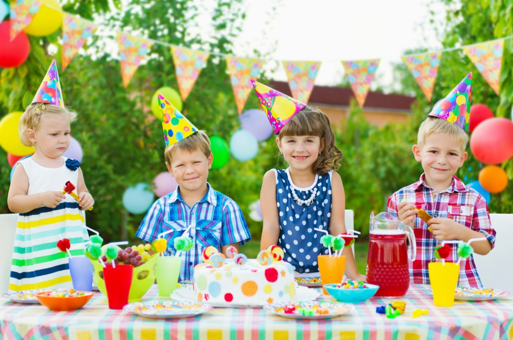 Four Things Your Child Needs More Than A Big Birthday Party