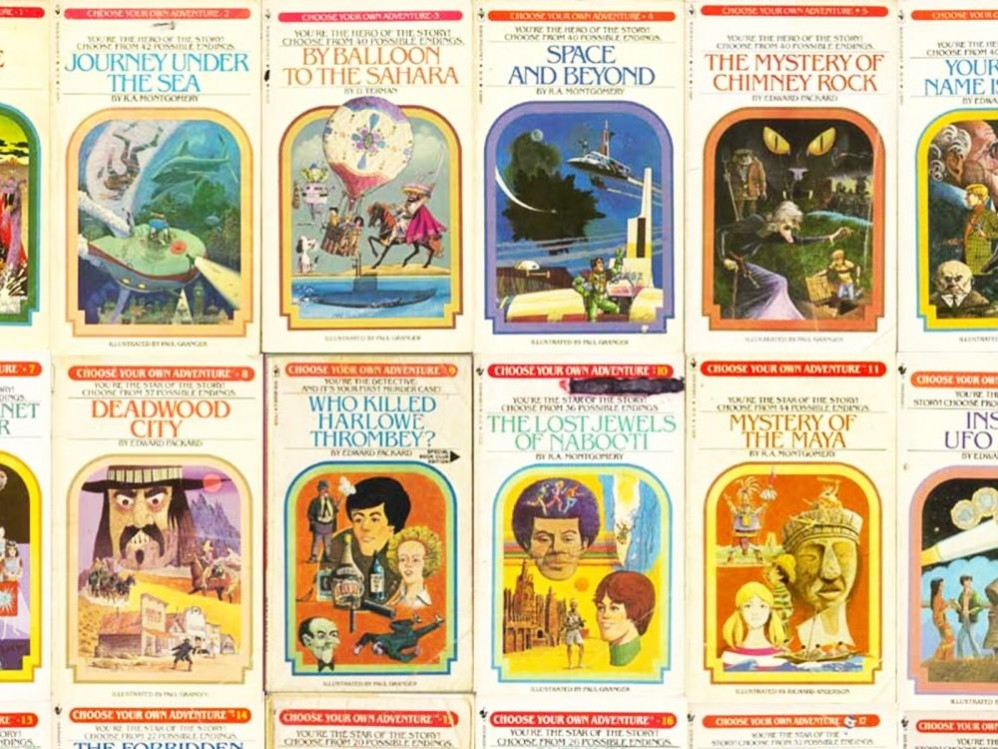 Hillary 2016: A 'Choose Your Own Adventure' Book Posing As A Campaign