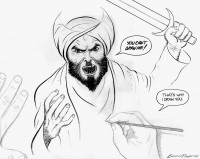 Mohammed Cartoons: If You're Not Publishing, You're Pretending