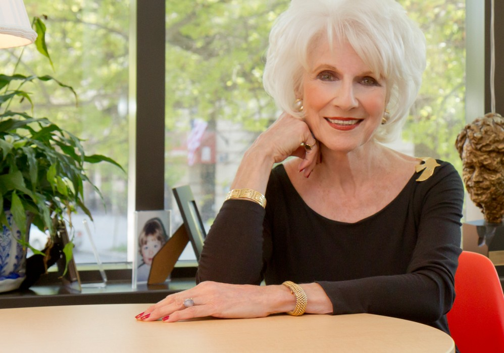 NPR's Diane Rehm Has A List Of Troublesome Jews She Wants You To Know About
