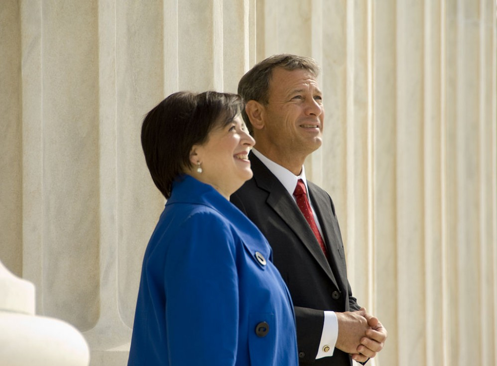 How Progressives Are Playing John Roberts
