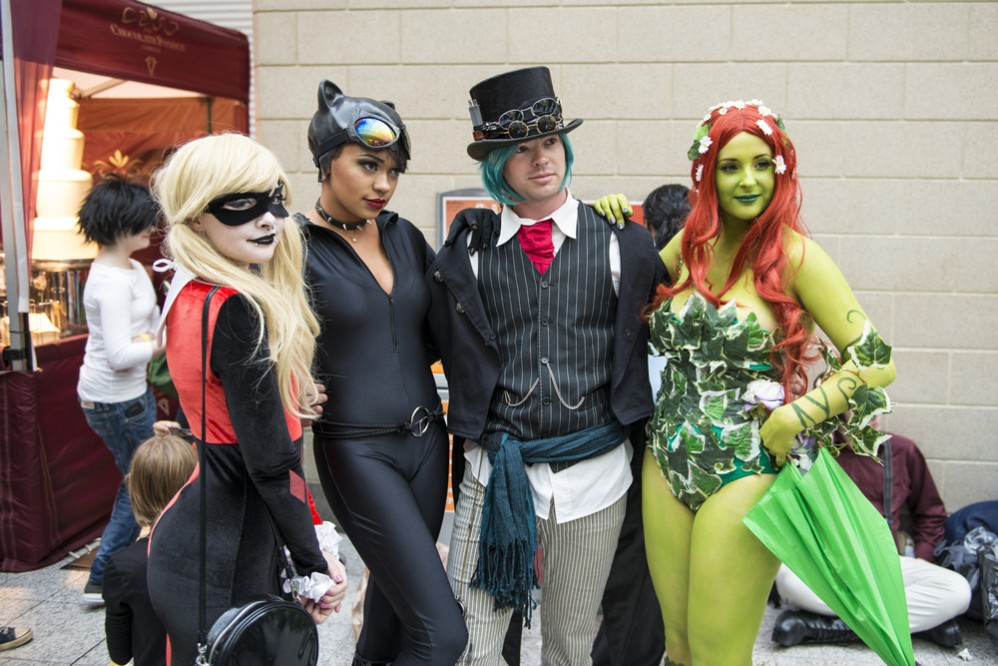 5 Things Non-Nerds Need To Know About Comic Con