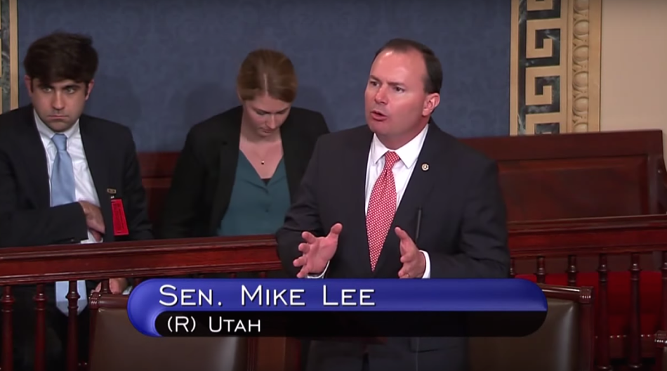Sen. Mike Lee Says Exactly What Americans Needs To Hear On Planned Parenthood