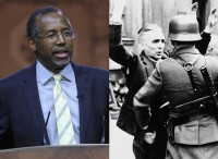 Ben Carson Is Right About Nazi Gun Control