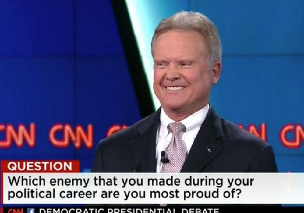 Jim Webb, American Hero