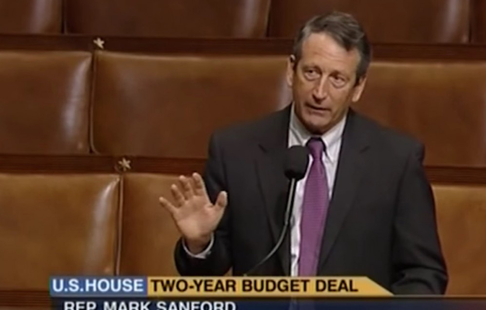 Rep. Mark Sanford Says Americans Should Be Skeptical But Optimistic