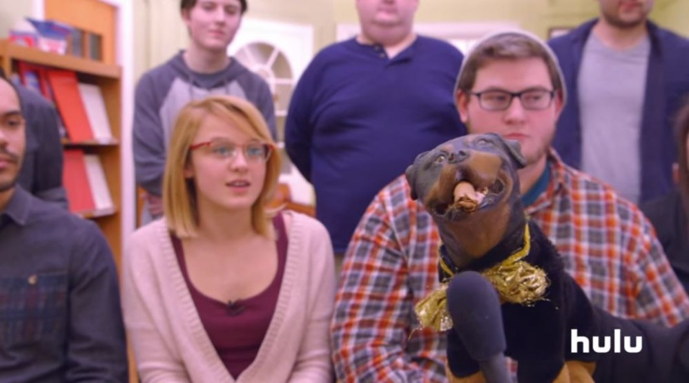Triumph The Insult Comedy Dog Violates College Safe Spaces, Microaggresses Precious Snowflakes