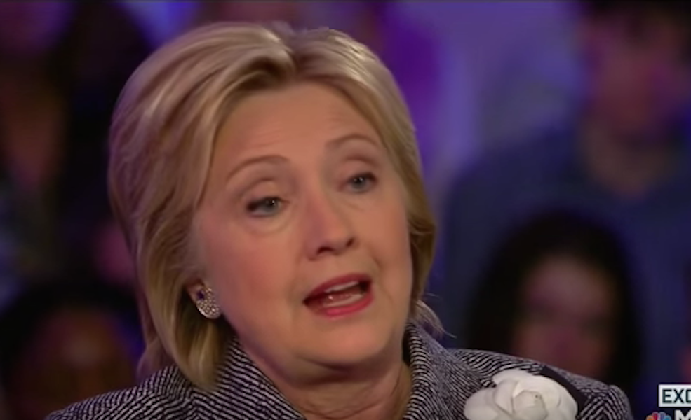 Hillary Clinton's Shock Benghazi Claim: 'We Didn't Lose A Single Person' In Libya