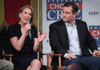 Carly Fiorina Is Impressive. But She Can't Save Cruz