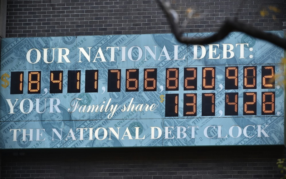 Nobody Cares About Federal Debt, But It Cares About Us