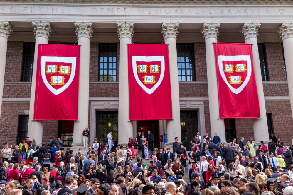 Harvard Law Chases The Seal Of Good Identity Politics