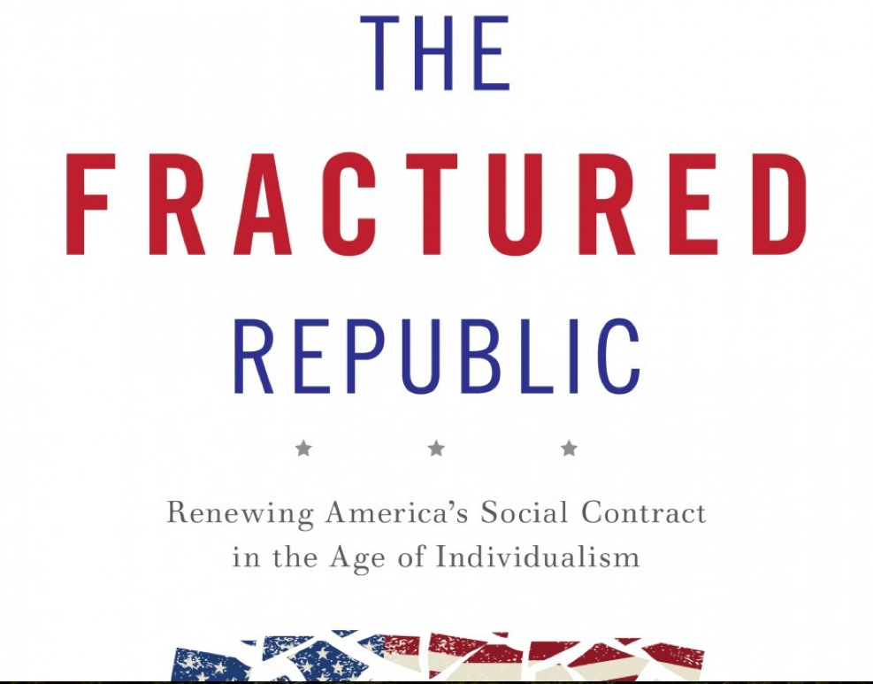 Piecing America's 'Fractured Republic' Back Together