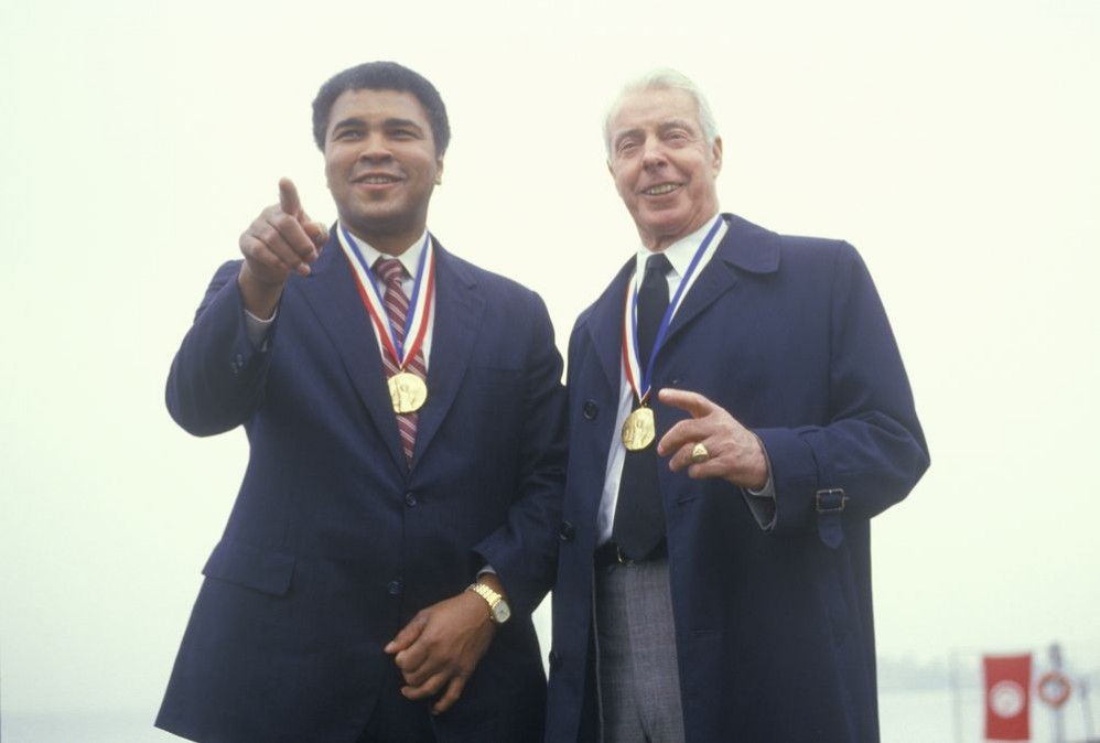 Who Whitewashed Muhammad Ali?