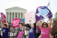 Supreme Court Reinforces Role As National Abortion Control Board