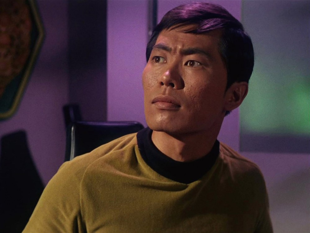 Ticking The Gay Sulu Box Is Unworthy Of Star Trek