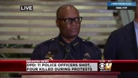 5 Takeaways From the Dallas Police Chief's Press Conference