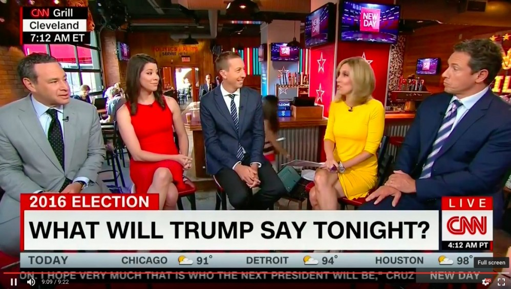Watch Mary Katharine Ham Drop 11 'Hamilton' Lyrics At The RNC