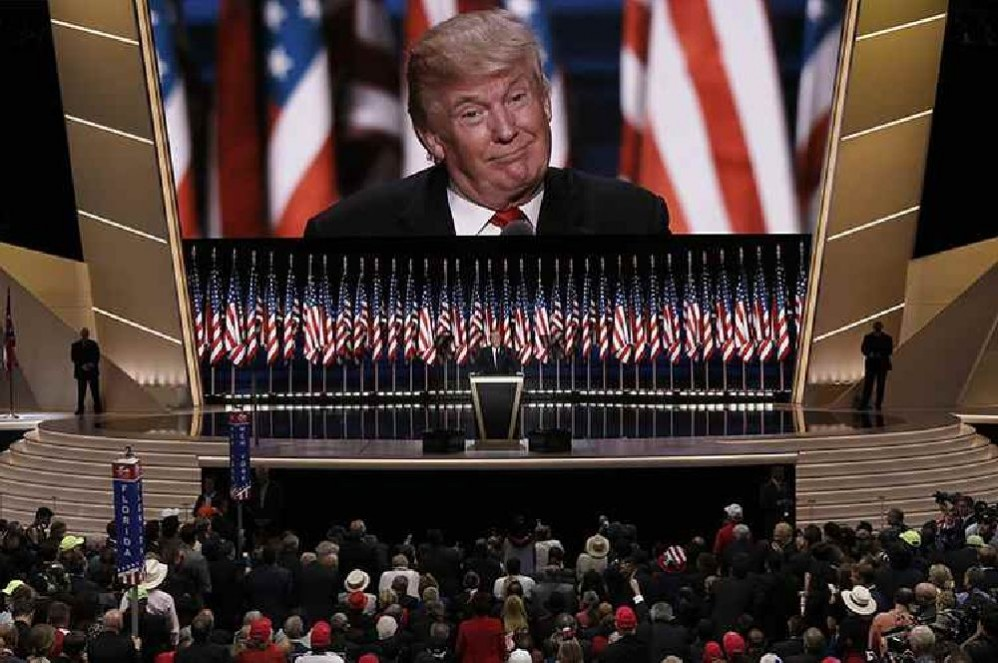 Convention Showed Trump Is Bad At The Things He's Supposed To Be Good At