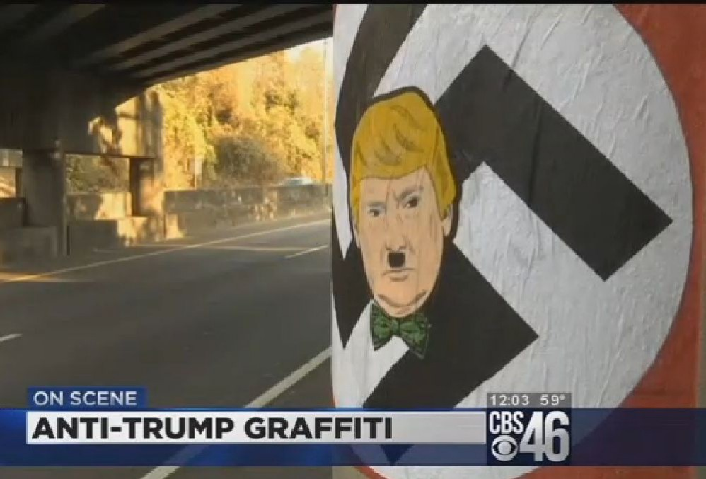 Comparing Trump To Hitler Is An Idiotic Obscenity