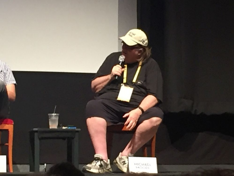 Michael Moore's Film Festival Is As Suffocating As It Sounds