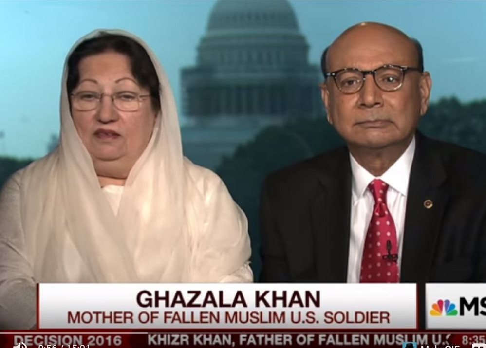 Donald Trump Should Celebrate The Khan Family, Not Attack Them