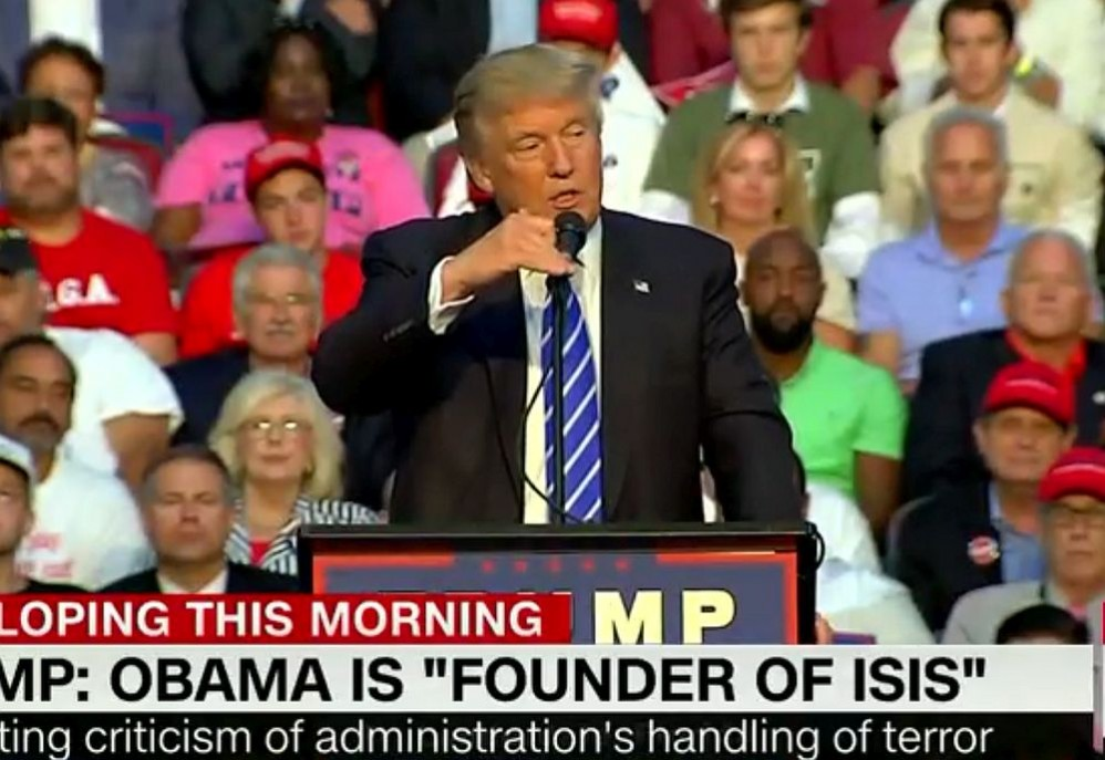 6 Problems With Media's Hysterical Reaction To Trump's ISIS Comments