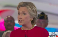 Watch Hillary Claim Zero Americans Died In Libya