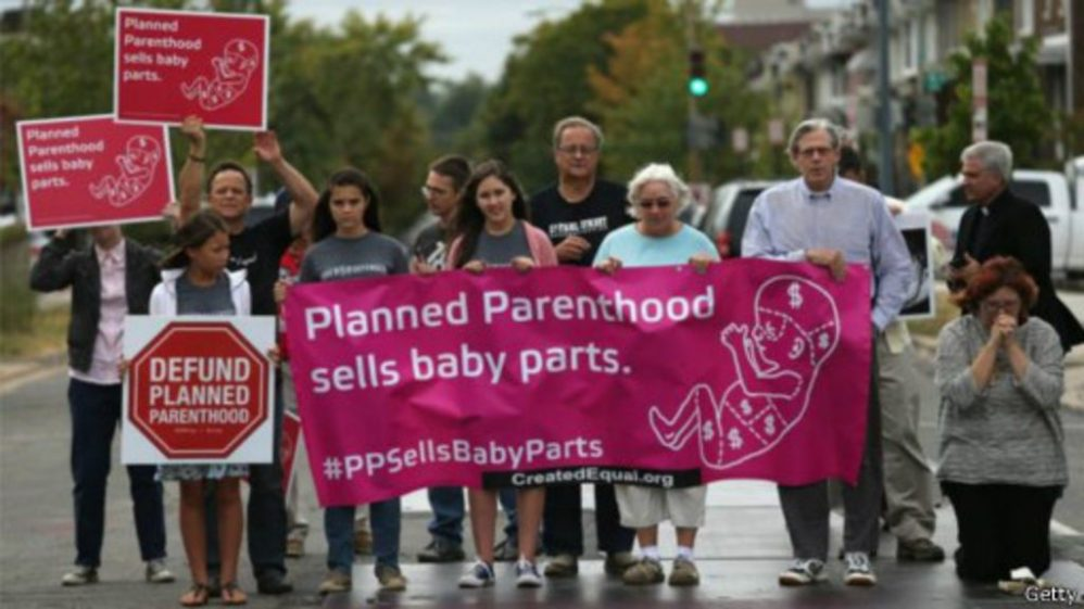 Planned Parenthood Celebrates 100 Years Of Promoting Death
