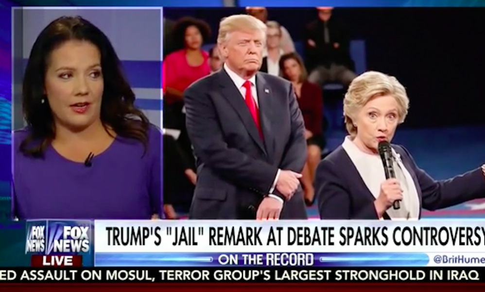 Hemingway: Media Should Freak Out About Democrats Jailing People, Not Trump