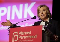 Wrong, PolitiFact: Hillary Supports Tax-Funded Abortion On Demand