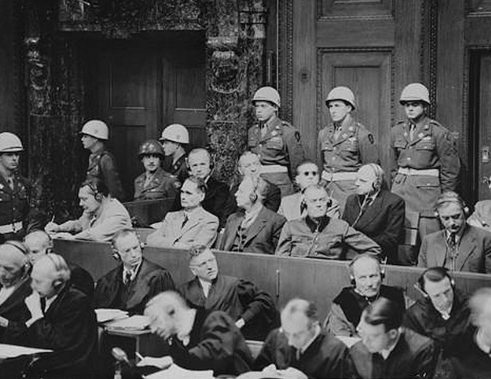 70 Years Since The Nuremberg Trials, We're Abandoning Our Pledge To 'Never Forget'