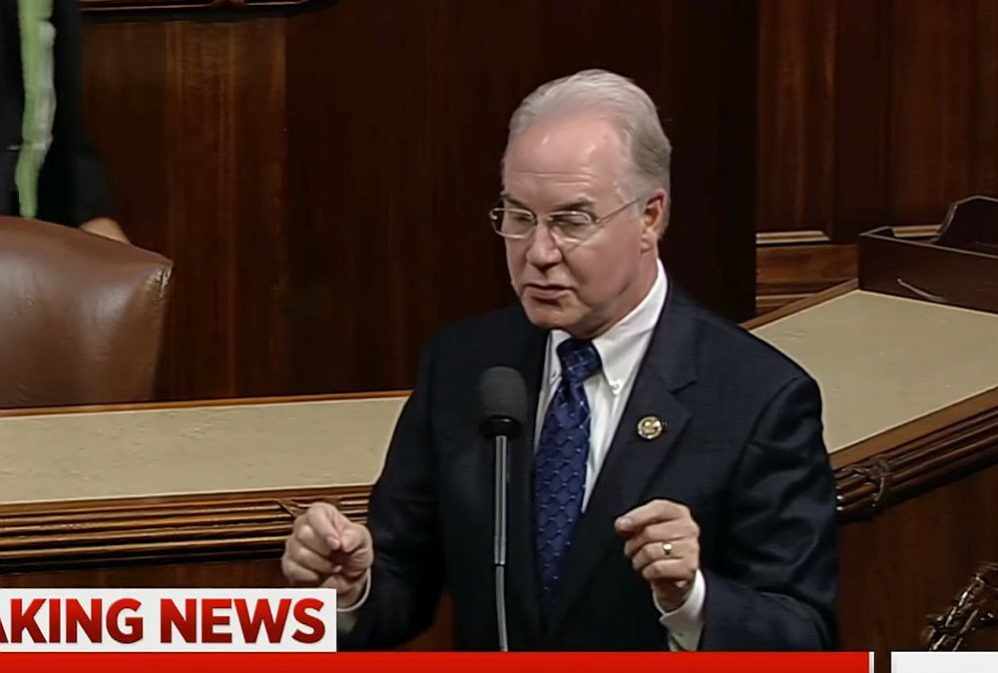 7 Whoppers Inside <em>Politico's</em> Hit Piece On HHS Nominee Tom Price