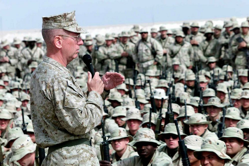 I Served With James Mattis. Here's What I Learned From Him