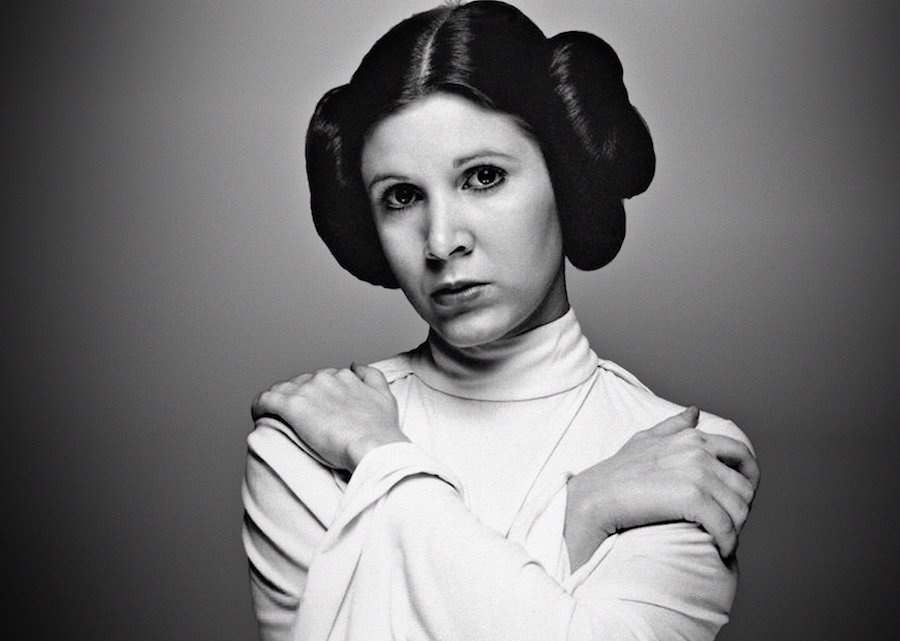 Remembering Carrie Fisher: America's Inspirational, Truth-Telling Princess