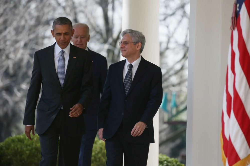 No, Senate Democrats Can't Use The 'Nuclear Option' To Confirm Merrick Garland